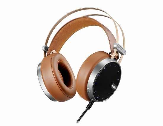 Hcman G26 超轻HI-FI振动游戏耳机 28加元限量特卖并包邮!