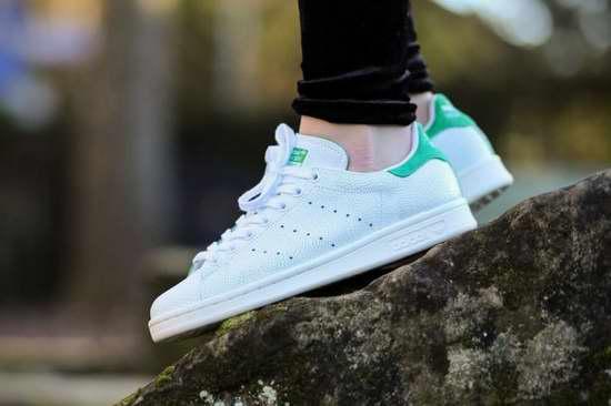 精选5款 ADIDAS 阿迪达斯 Stan Smith 男女时尚小绿鞋 8-8.5折限时特卖!