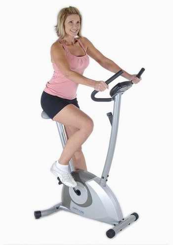 历史新低!Stamina 1300 磁阻立式健身自行车4.5折 125.18加元限时特卖并包邮!