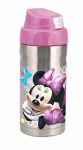 历史新低!Zak Designs 米妮老鼠 12盎司双层不锈钢保温杯3.4折 9.11加元限时特卖!
