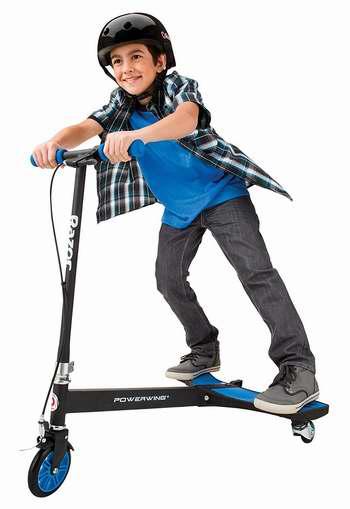 历史新低!Razor PowerWing 三轮漂移滑板车4.5折 67.03加元限时特卖并包邮!