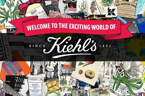 Kielh's 科颜氏 美妆护肤品 满100加元立减20加元!
