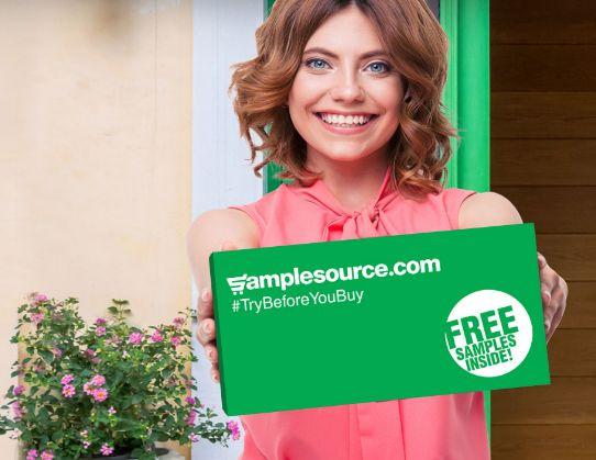 速扩散!Samplesource 2017春季大量免费试用品申请上线了!