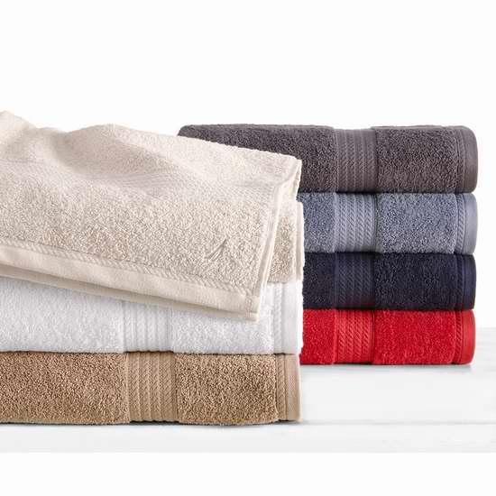 精选79款 浴巾、洗脸帕、浴袍、浴帘、地垫 等卫浴用品2折起限时清仓!额外再打8-8.5折!折后低至2.64加元!