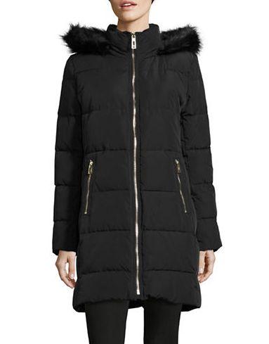 精选38款 Calvin Klein、French Connection、Guess、London Fog 等品牌女式时尚防寒服2.4折起限时清仓!售价低至55.99加元并包邮!