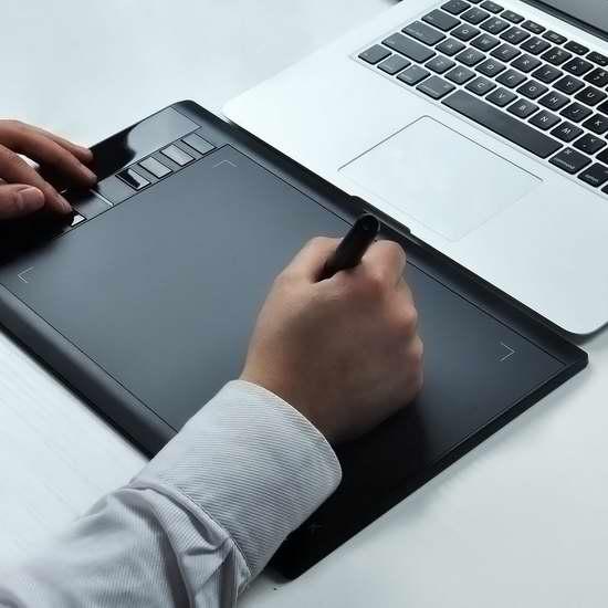 Ugee 友基 M708 绘影 数位手绘板/手写板/绘图板 51.84加元限量特卖并包邮!