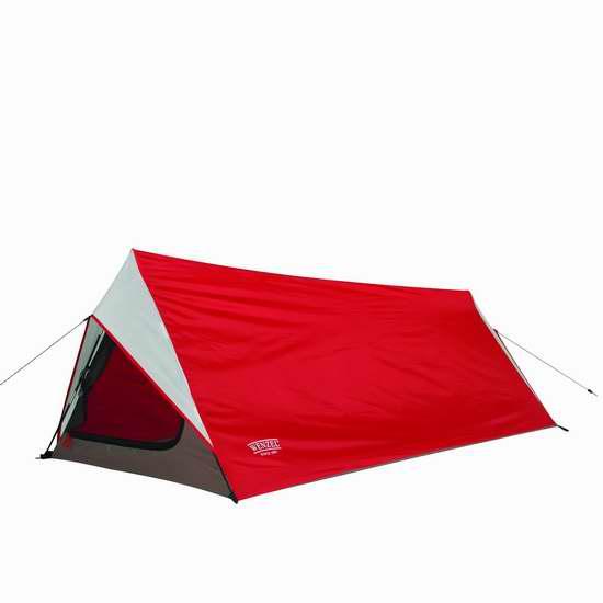 Wenzel Star lite 单人野营帐篷 37.22加元限量特卖并包邮!