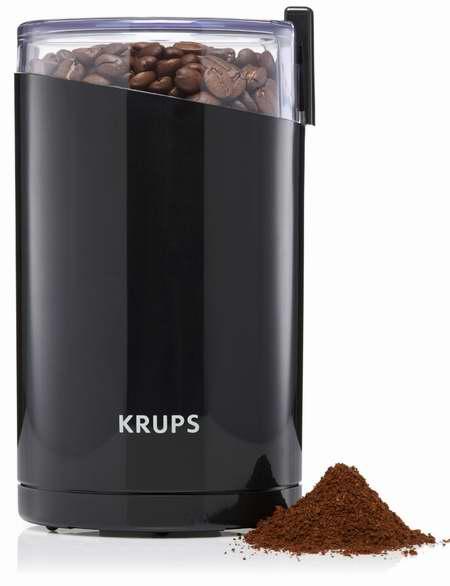 历史新低!Krups Fast Touch 咖啡豆/香料研磨机6折 17.97加元!