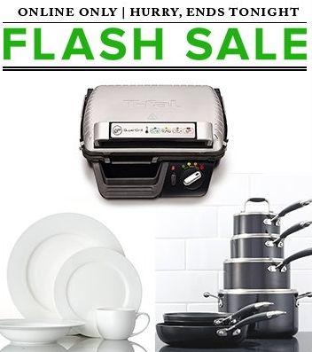 The Bay精选大量小家电、厨房用品、餐具、炊具等4折起限时特卖,额外再打8.5折!