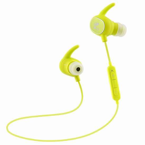 历史新低!SoundPEATS 蓝牙无线 超轻型运动耳机 12.99加元限时特卖!免税!