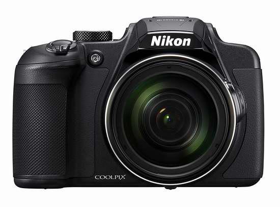 历史新低!NIKON 尼康 B700 60倍光变 Wi-Fi/蓝牙 轻便型数码相机 479.99加元限时特卖并包邮!