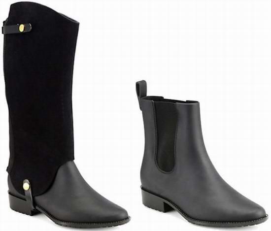 MELISSA SHOES 梅利莎 时尚 短靴/长靴 二合一女靴(5码)2折 59加元限时清仓!