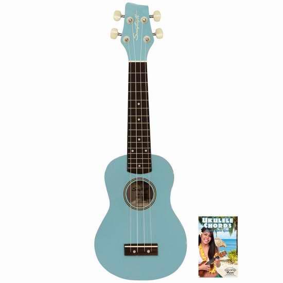 历史新低!Sawtooth Daphne 夏威夷小吉他/尤克里里 34.88加元限时特卖!
