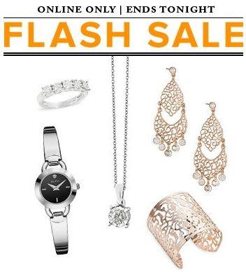 今日闪购!精选2346款 EFFY 金银珠宝钻石首饰 3折起限时特卖,额外再打8.5折!