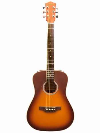 历史新低!Archer AD10BSB Baby Acoustic 3/4 原声吉他2.7折 65.31加元限时清仓并包邮!