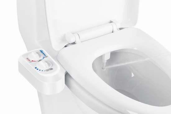 Fivanus CB2300 冷热水单喷头便洁宝 59.49加元限量特卖并包邮!