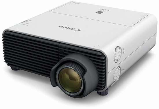 售价大降!历史新低!Canon 佳能 REALiS WX450ST WXGA+ 4500流明 短焦投影机2.6折 1372.68加元限时清仓并包邮!