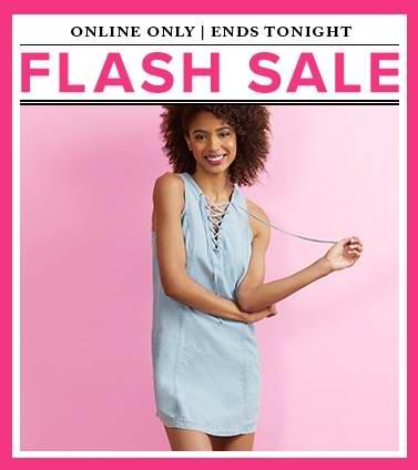 今日闪购:精选5728款女式时尚服饰、裙装、运动装、泳衣等全部7折限时特卖!