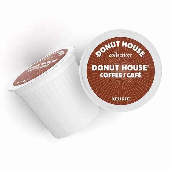 金盒头条:历史新低!Keurig Donut House Collection 30 K-Cups 咖啡胶囊30件套 14.24加元限时特卖!