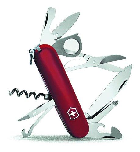Victorinox 维氏正宗瑞士军刀 53791 Explorer 探险家 多功能刀 32.96加元,原价 56.8加元