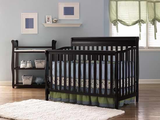 历史新低!Graco Stanton 四合一成长型婴儿床 165加元包邮!会员专享!