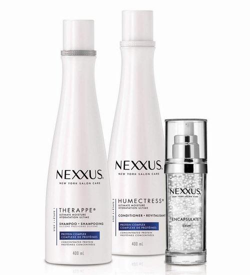 美国顶级护发品牌!Nexxus Humectress 保湿护发素 400毫升 12.86加元,原价 14.94加元
