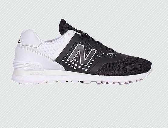New Balance 574 男士运动鞋 65.99加元,原价 109.99加元,包邮