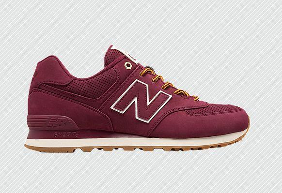 New Balance ML574 男士运动鞋 65.99加元,原价 109.99加元,包邮