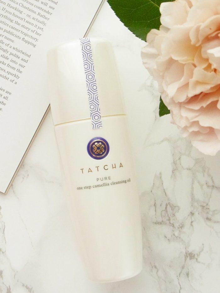 Tatcha Pure One Step 山茶花卸妆油 49.3加元,原价 58加元