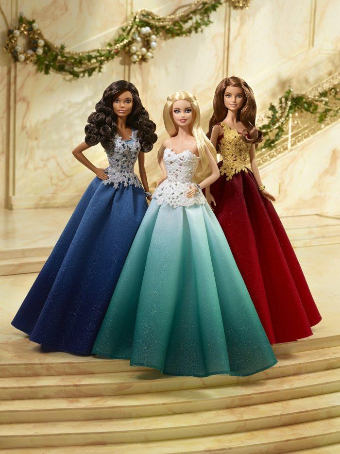 Barbie 芭比珍藏系列2016公主娃娃 19.95-20加元(2款),原价 49.99加元