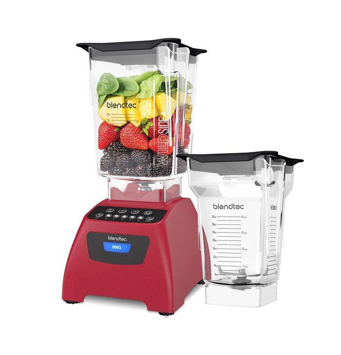 星巴克指定专用!Blendtec 经典575系列 全营养多功能破壁料理机+双杯套装 449.99加元,原价 719.95加元,包邮