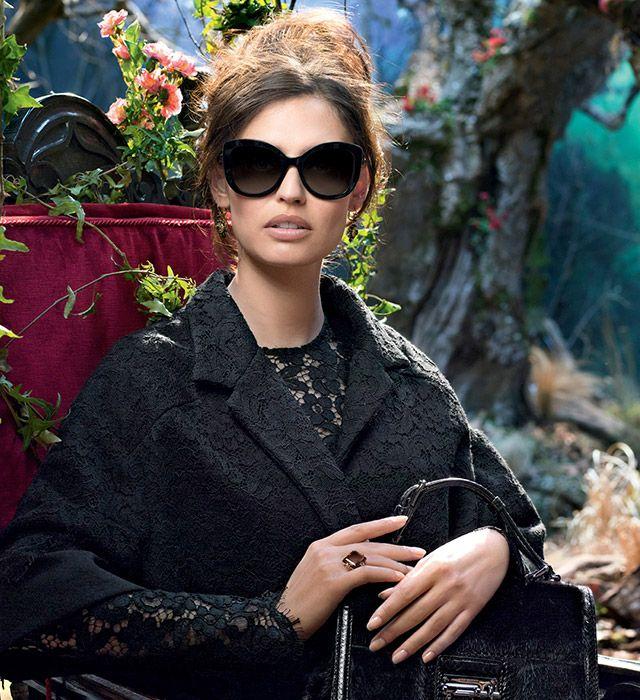 精选 8款 DOLCE & GABBANA 奢华时尚太阳镜 7折优惠!