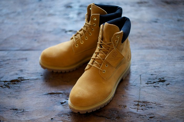 TIMBERLAND Heritage 男士黄靴 130.98加元,原价 230加元,包邮