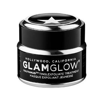 GlamGlow 黑罐亮颜去角质泥发光面膜 67.15加元,原价 79加元,包邮