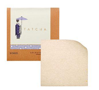 Tatcha Aburatorigami 金箔吸油纸 12.75加元,原价 15加元