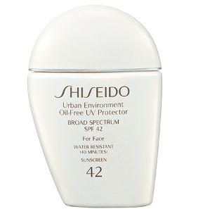 Shiseido 资生堂无油防晒 31.45加元,原价 37加元