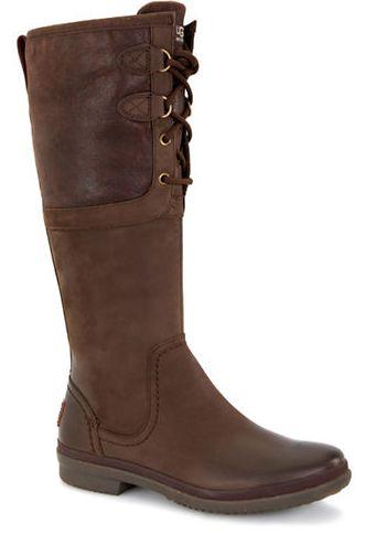 手慢无!UGG Elsa 羊皮防水雪地靴 160加元(6码),原价 320加元,包邮