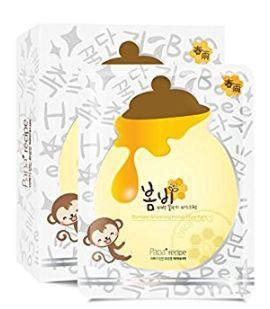 韩国 Papa Recipe Bombee 美白蜂蜜面膜 37.2加元特卖(10张)!