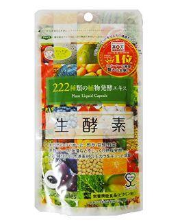 日本高口碑减肥排毒酵素之一!GypsophilA (Jipusofira) 222种天然水果酵素/瘦身排毒 22.16加元特卖!