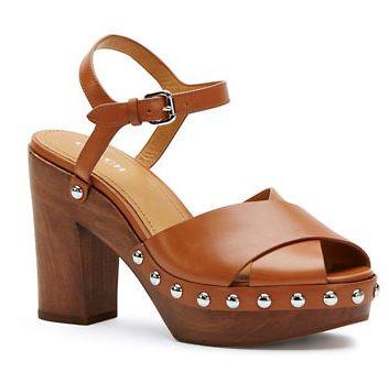 COACH 铆钉高跟凉鞋 152.5加元(6码),原价 305加元,包邮