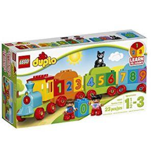 LEGO 10847 数字火车 15.43加元,原价 24.99加元