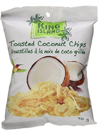 美味不可抗拒!King Island椰子薯片 1.79加元特卖!