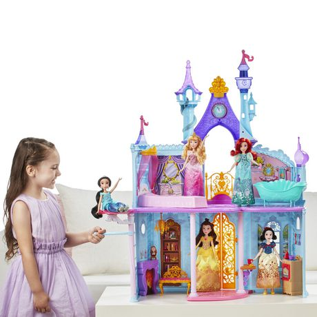Disney Princess Royal 迪斯尼公主梦幻城堡 40加元,原价 150加元