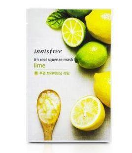 Innisfree 天然柠檬精华面膜  19.99加元特卖(10张)!