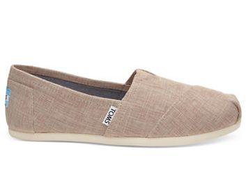 精选 TOMS 男女休闲帆布鞋 6折起特卖,额外享受 8.5折优惠,折后低至 37.5加元!