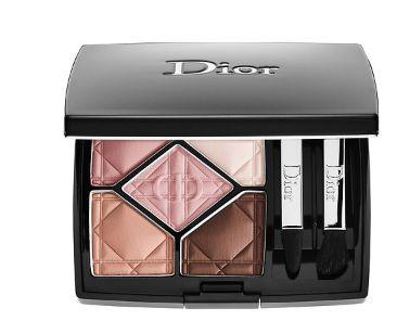 全新迪奥 Dior 经典五色眼影盘 72加元特卖!