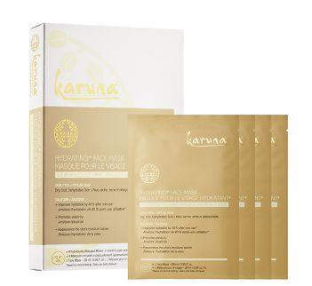 Karuna 保湿水分面膜 28.5加元,原价 34加元