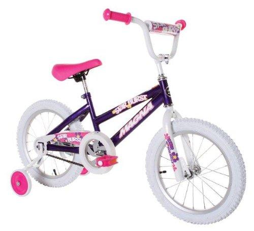Dynacraft Magna Starburst 16英寸女童自行车 84.1加元限时特卖并包邮!