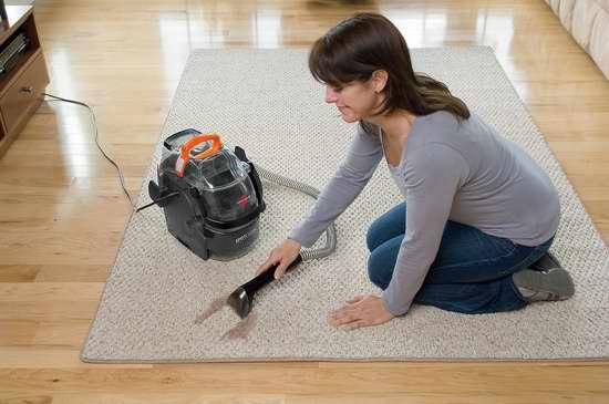 近史低价!Bissell 必胜 3624C 专业便携式地毯清洁机 144.99加元包邮!