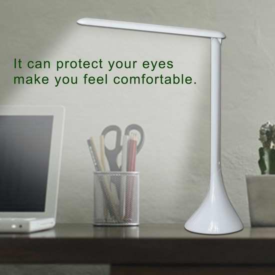 Leelbox 可充电LED节能护眼台灯 13.59加元限量特卖!